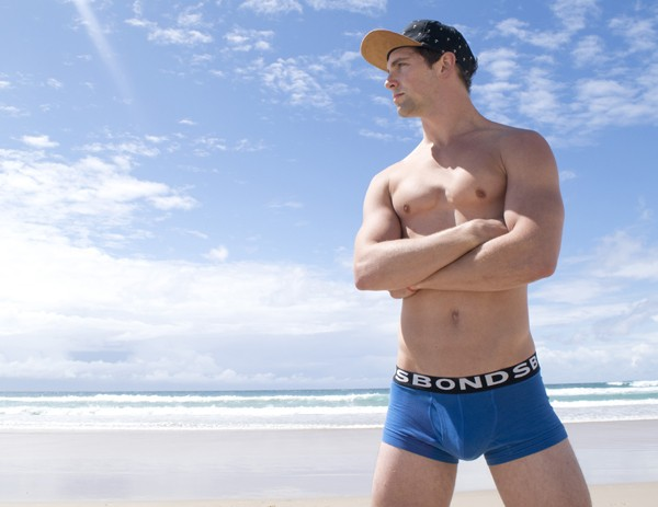 Naked Australian Boys - Surf Lifesaver Logan 1