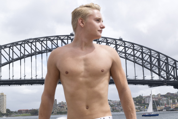 Naked Australian Boys - Young Lad Finnie from Sydney 3