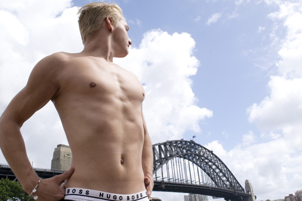 Naked Australian Boys - Young Lad Finnie from Sydney 4